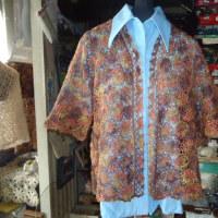 2016年9月も長野の金子屋本店では母が40年間研究したカスパリー編みの応用を教えております