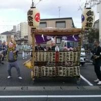 雷電神社例大祭 平成28年申年