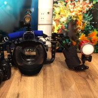 逗子の海の撮影機材