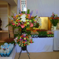 平成29年5月21日 花まつり&アンサンブルグループ「奏楽(そら)」チャリティコンサート