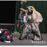 亀山神楽団「茨木」⑥