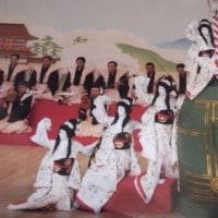 京鹿子娘五人道成寺 於・歌舞伎座