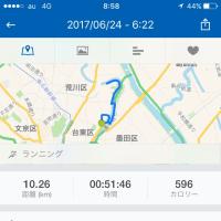 ジョギング記録