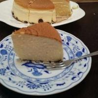 大阪の美味しいチーズケーキを戴きました。