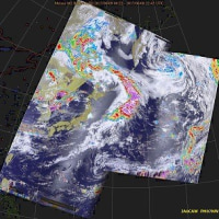 Lilacsat-1 JA間 1st QSO/Satellite