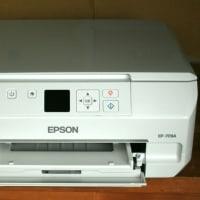 エプソンのカラリオEP709A