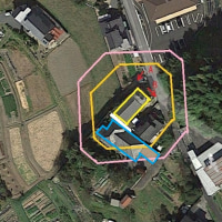 正当防衛権1-2:地下経由で自宅へ侵入、有毒ガス・電磁波・中性子線攻撃をなしうる攻撃拠点はこの家