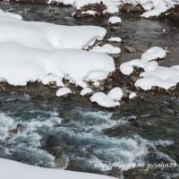 冬の清津峡