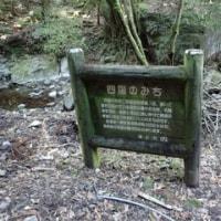 鶴林寺から太龍寺まで