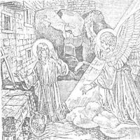 『ばらの聖女 ヴィテルボの聖ローザ』企画:デルコル神父、文:江藤きみえ 9