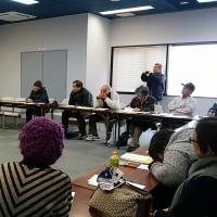 悪法の「部落差別の解消推進法」についての学習会