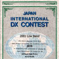 JIDX CW CONTEST