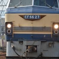 EF66-27 顔UPにて