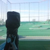 去年の8月以来の早朝からの練習 来月7月16日会津にてゴルフコンペのため........