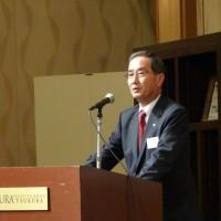 内外情勢調査会 茨城県南支部・茨城支部合同特別懇談会が開催されました。
