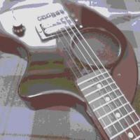 ヤマハの古いギター改造計画・・第三弾!