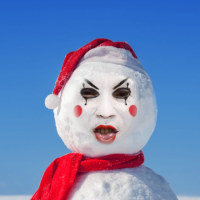 12/3 BGMがクリスマスに