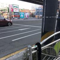 日乗 diary - 落としモノ 手袋95 lost glove95 韓国/釜山へ travelling to Pusan
