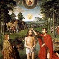 人々に救い主キリストを迎える準備をした人・・・『洗礼者聖ヨハネ』