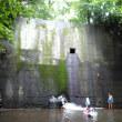 東京都檜原村から神奈川県相模原市の桐花園に移動 キャンプハシゴ(2)