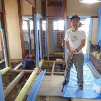 実家耐震改修(耐震補強)工事、無事に完了