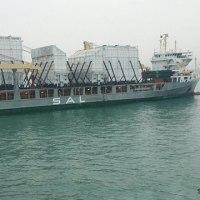 ボスポラス海峡で船舶火災   トルコ