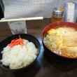 東京駅・グル麺東京 で かつ煮そば