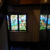 ステンドグラス(旧山崎家別邸)