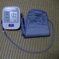 血圧測定法:電子血圧計