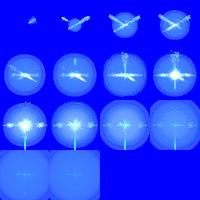 戦闘エフェクト素材131(斬