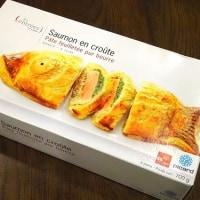 ピカールのサーモンのパイ包み焼き