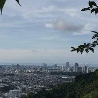 静岡のビル群が美しい