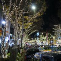 2016/12 渋谷 青の洞窟を歩く