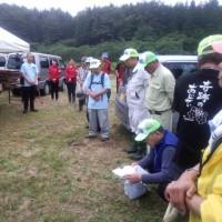 本日 奇跡のアジサイ植樹祭!