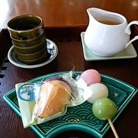 京都でおやつタイム