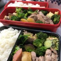 先週のお弁当(6.12〜16)