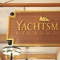 2016WDW 13日目 Yachtsman Steakhouse