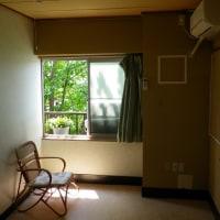 個室です。空室です。