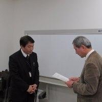 高浜原発再稼働に反対して京都府北部自治体へ要請行動