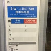 「西武鉄道西武秩父線」