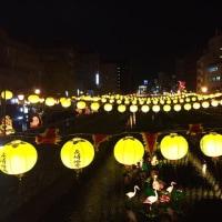 宮崎から長崎ランタンフェスティバルへ、1日で九州7県マイカー通過!