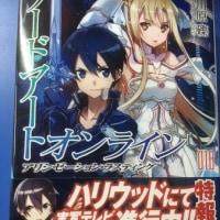ソードアート・オンライン18巻の感想レビュー(ライトノベル)