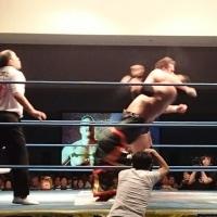 石川修司vsジョー・ドーリング