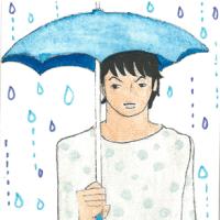 君は雨あがりの虹