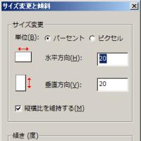 Excel に写真を貼り付ける時