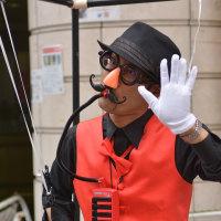 2017年六区ストリート彫像祭【3】