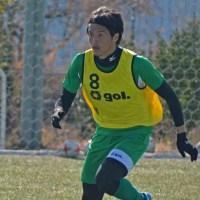 伸び盛りの若手選手たち~ブリオベッカ浦安との練習試合
