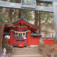 17/01/08 栃木県へのプチ旅行 2日目は方向違いの「日光 二荒山神社  中宮祠」へ…。