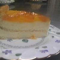 オレンジのムース