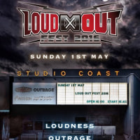 【DVD】  Loud ∞ Out 2016